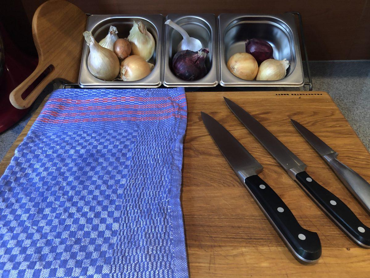 Küchenhelfer Teil 01